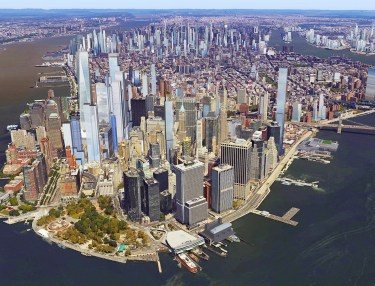 See What New York City's Skyline Will Look Like in 2020