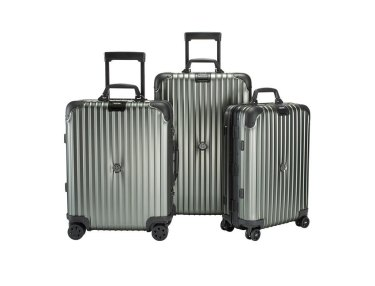 Moncler x Rimowa Topas Stealth Luggage Collection