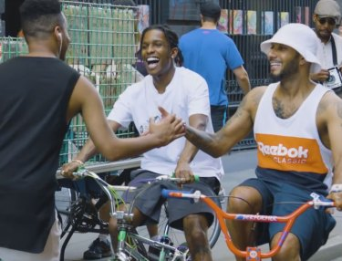 A$AP Rocky & Swizz Beatz Take a Tour Through The Bronx