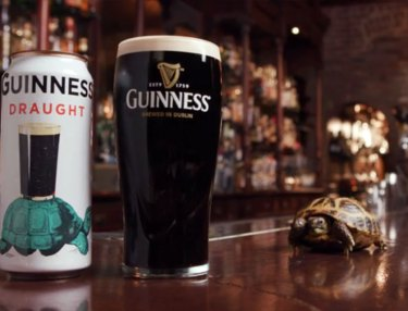 Guinness Introduces Limited Tortoise Draught Cans