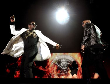Puff Daddy x Bad Boy Family Reunion Tour in LA