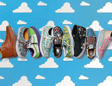 Vans Toy Story Collection