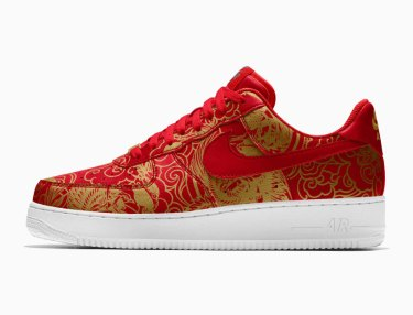 NIKEiD Air Force 1 Chinese New Year