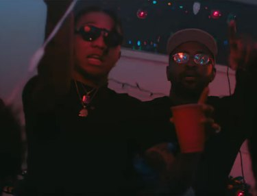Rae Sremmurd ft. Kodak Black - Real Chill (Video)