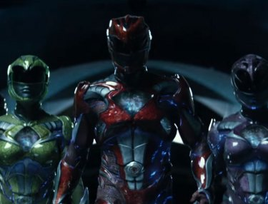 Power Rangers Trailer