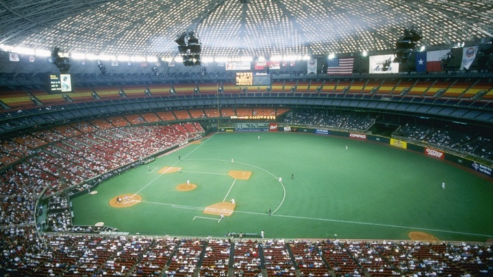 Astrodome - history, photos and more of the Houston Astros former