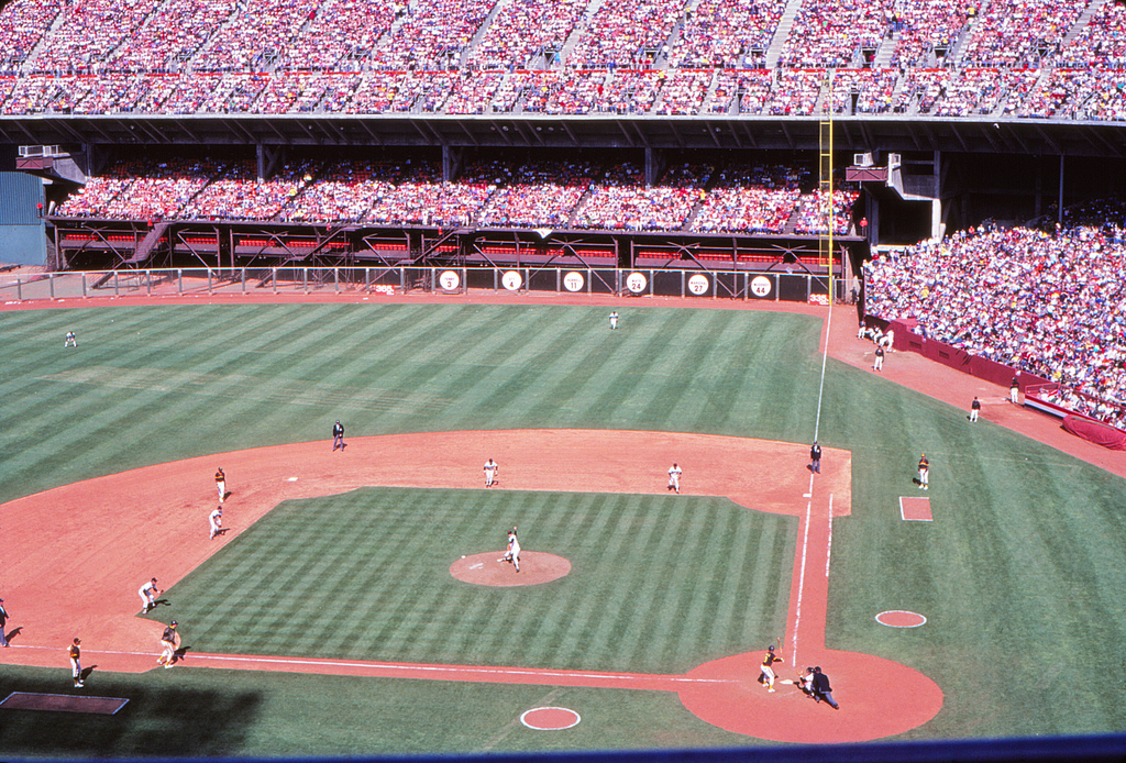 Candlestick Park - history, photos and more of the San Francisco