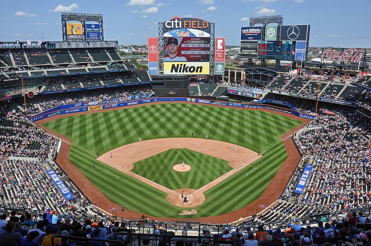 3d Baseball Wallpaper Citi Field New York Mets Ballpark Ballparks Of Baseball