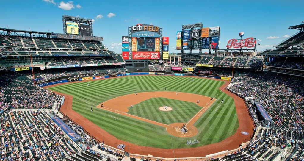 New York Rangers Wallpaper Hd Citi Field New York Mets Ballpark Ballparks Of Baseball