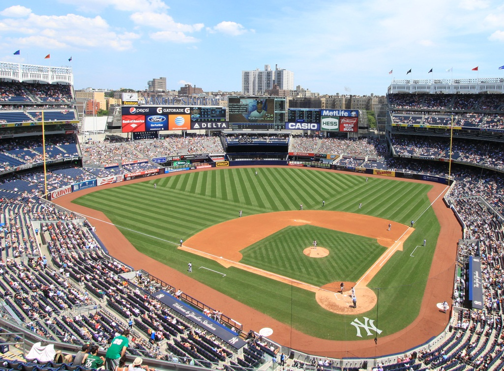 Yankee Stadium, New York Yankees ballpark - Ballparks of Baseball