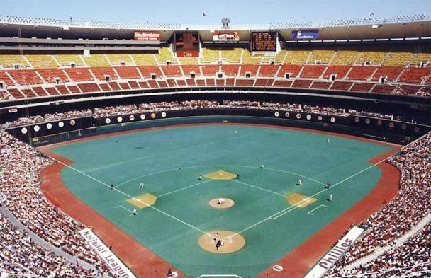 Veterans Stadium - history, photos and more of the Philadelphia