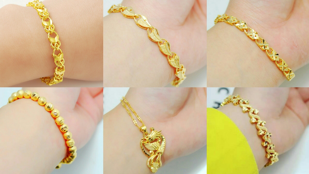 Gold Bracelets As A Perfect Gift For Someone Specialbalochhal