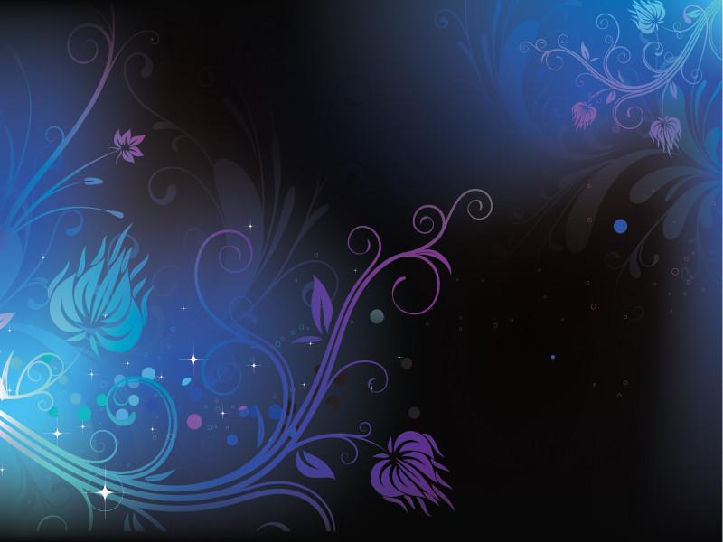 Dark Blue Powerpoint Background Pics 06811 - Baltana