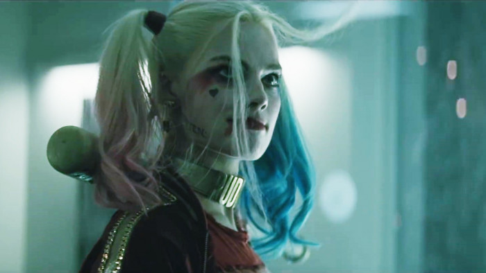 Falling Down Wallpaper Harley Quinn In Suicide Squad 03389 Baltana