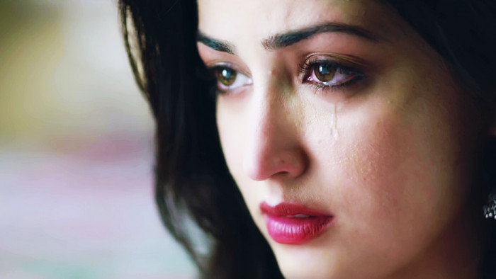 Hd Sad Shayari Girl Wallpaper Sad Crying Girl Wallpaper 00122 Baltana
