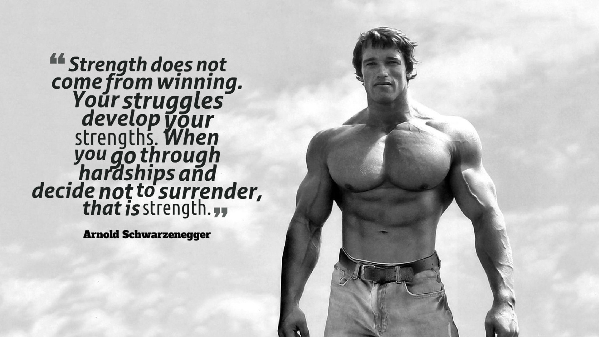2pac Quote Iphone Wallpaper Arnold Schwarzenegger Strength Quotes Wallpaper 00193