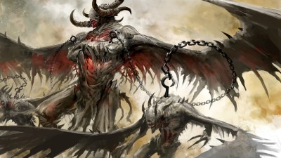 Demon Wallpapers HD Backgrounds, Images, Pics, Photos Free Download - Baltana