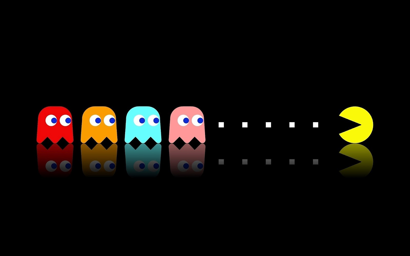Best Animation Wallpaper For Android Pac Man Background Wallpaper 17519 Baltana