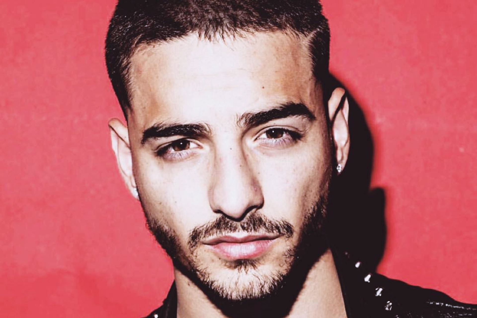 Samsung Mobile Hd Wallpapers Free Download Maluma Face Wallpaper 22632 Baltana