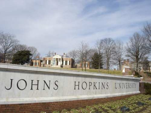 Johns Hopkins University is the 11th best university on the planet