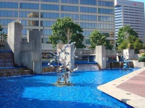McKeldin Fountain