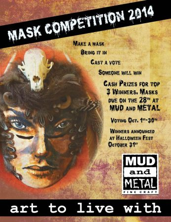 Halloween Mask Competition