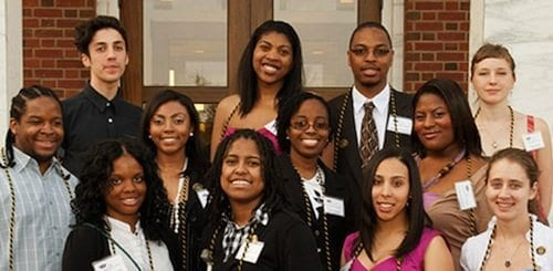 JHU's Baltimore Scholars program is one reason the school has seen increased economic diversity in recent years.