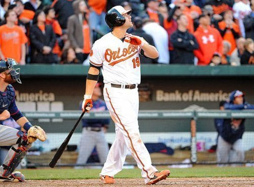Chris Davis Approved for Adderall Use