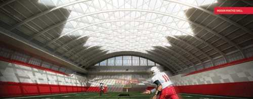 New Cole Field House rendering (U of Md.)