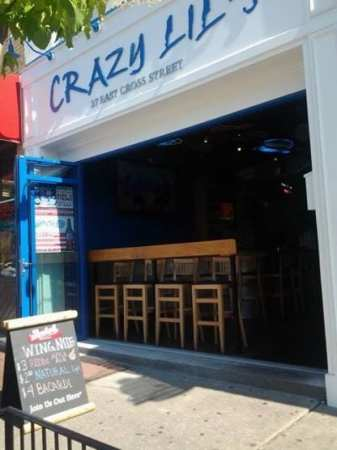 Crazy Lil's Is Out; Mediterranean Tapas Is In