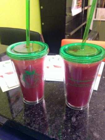 Pure Raw Juice