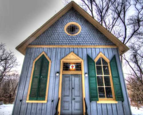 The Colored Methodist Protestant St. John's Chapel of Baltimore County