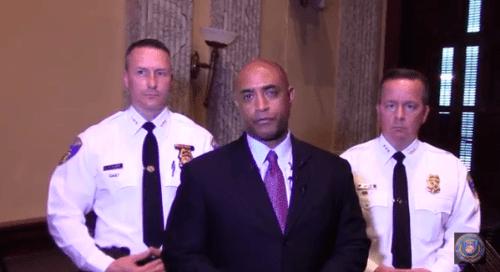 Police Commissioner Anthony Batts (BPD)