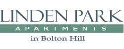 Linden Park Logo_blueletters