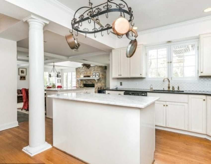 Baltimore Fishbowl Just Listed A Handsome Nest For A