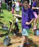 Groundbreaking  - Greenspring Montessori School-12