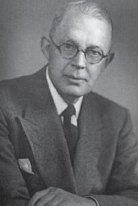Edward L. Palmer (1877–1952), courtesy the Guilford Association