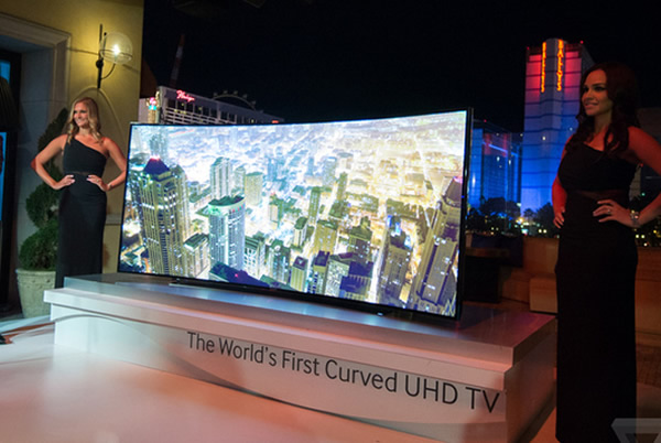 Ultra Hd Wallpapers For Iphone Samsung Anuncia Su Televisor Curvo 4k De 105 Pulgadas