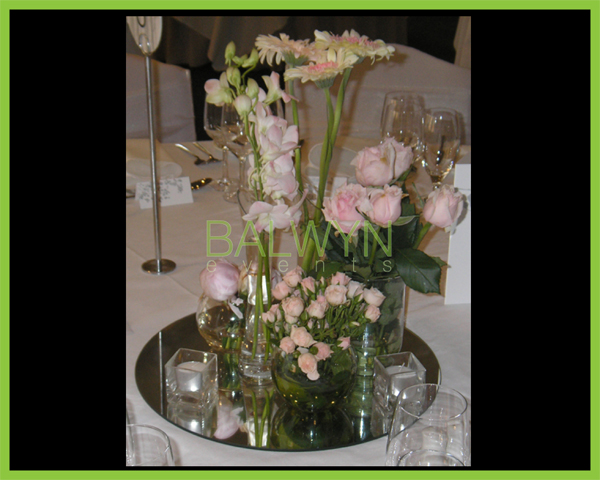 Table Flowers Y Balwyn Events