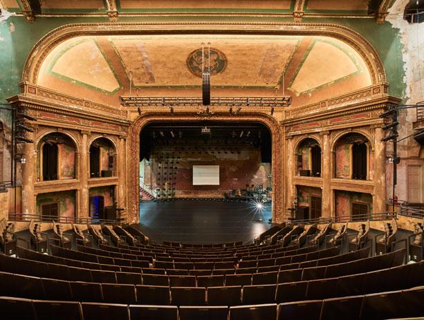 BAM BAM Harvey Theater
