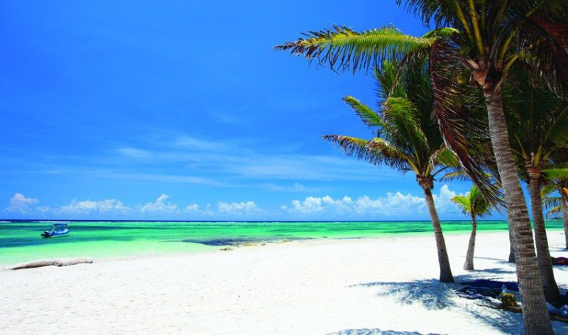 Panoramic Wallpaper Fall Tulum One Of The Most Beautiful Places In Mexico