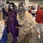 The Joker and The Scarecrow Cosplay - WonderCon 2012