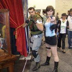 Tomb Raider Laura Croft Cosplay - WonderCon 2012