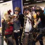Steam Punk Cosplay - WonderCon 2012