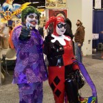 The Joker and Harley Quinn Cosplay - WonderCon2012
