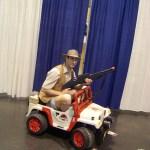 Jurassic Park Cosplay - WonderCon 2012
