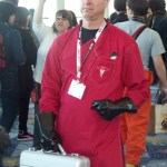 Dr. Horrible Cosplay - WonderCon 2012
