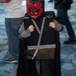 Darth Maul Lego Style! Cosplay - WonderCon 2012