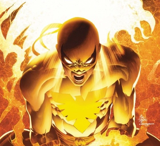 Preview pages for New Avengers #25 arrive, AvX and the Phoenix continue