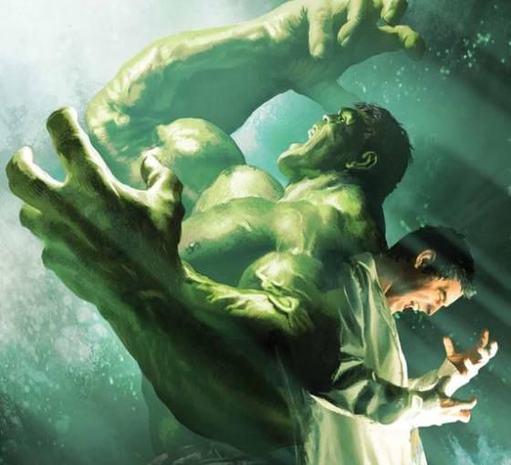 Incredible Hulk 7.1 Preview pages arrive from Marvel